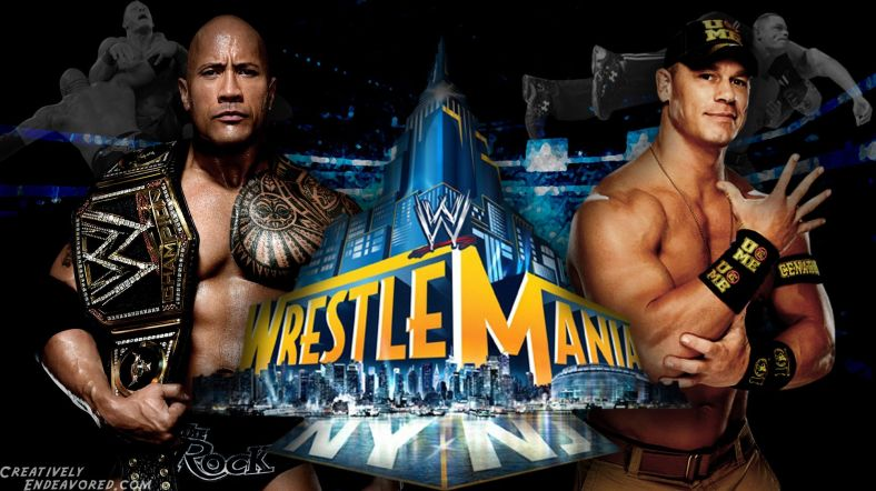 the-rock-vs-john-cena-wrestlemania-29